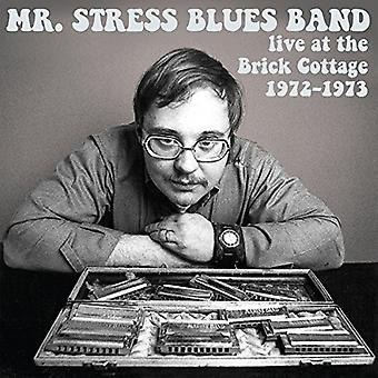Mr. Stress Blues Band - Live på mursten hytte 1972-73 [CD] USA importen