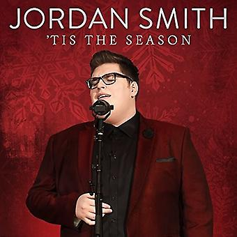Jordan Smith - Tis säsongen [CD] USA import