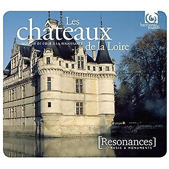 Olika Artist - Les Chateaux De La Loire - Musique De Cour [CD] USA import