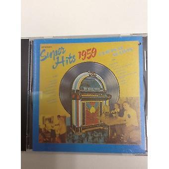 10 rock Hits 1959-10 Rock Hits 1959 [CD] USA importerer