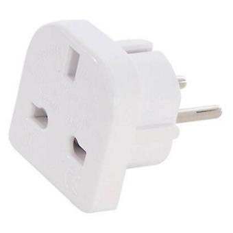 Silverline Travel adapter EU GB 220-240 V (DIY , Electricity , Connections)