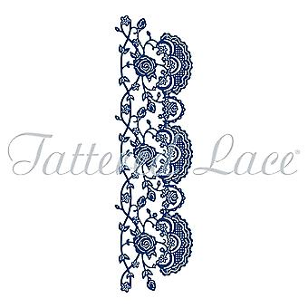 Tattered Lace Ornamental Lace Treillage Die
