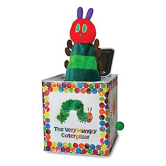 Rainbow Designs The Very Hungry Caterpillar Jack In The Box