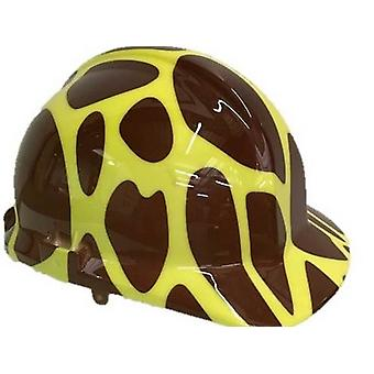 Giraffe Themed Hard Hat