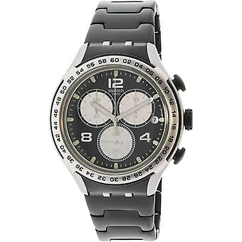 Swatch NIGHT ATTACK Mens Watch YYS4026AG