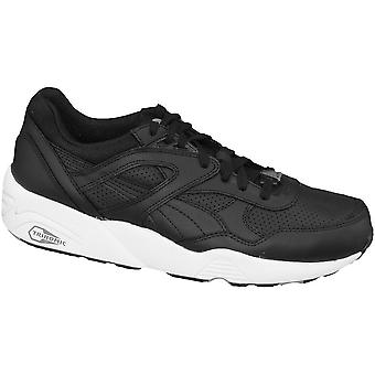 Puma R698 Trinomic Leather 36060102 universal all year men shoes