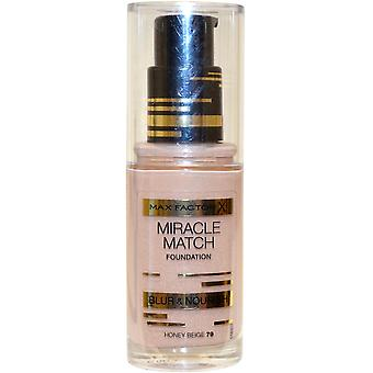 Max Factor Miracle Touch Foundation sfocatura e nutrire 30ml miele Beige #79