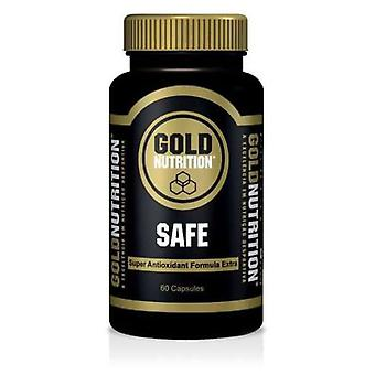 Gold Nutrition Safe 60 Capsules (Sport , Energy , Recovery)