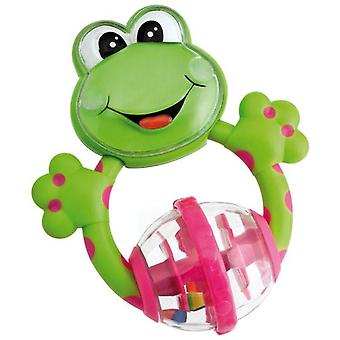 Chicco Teething frog