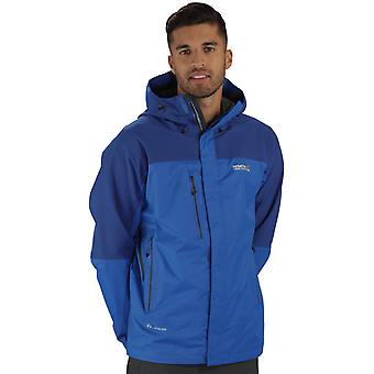 Regatta Mens Cross Penine III Waterproof Breathable Rain Jacket