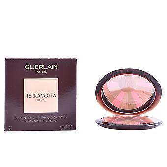 Guerlain Terracotta Light Poudre Bronzante Légère #00-clair Rosé 10 Gr pour les femmes