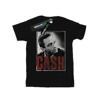 Johnny Cash Girls Cash Photo T-Shirt