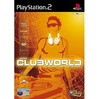 EJay Spin Palace (PS2)