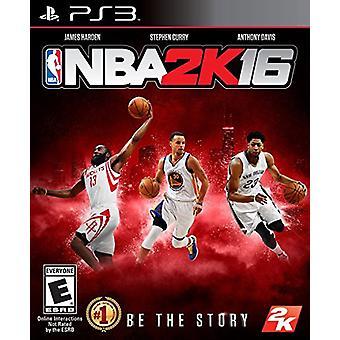 NBA 2K 16 (PS3)