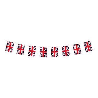 Union Jack Paper Bunting