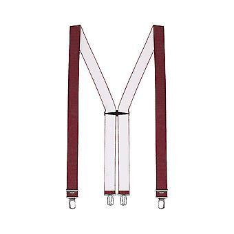 LLOYD suspenders men suspenders Bordeaux 2892