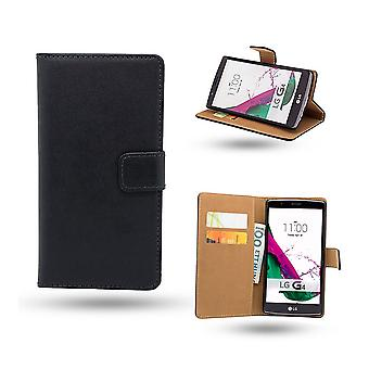 Leather Case/Cover-LG G4 Wallet