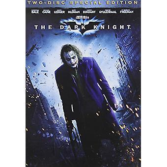 Dark Knight [DVD] USA importerer