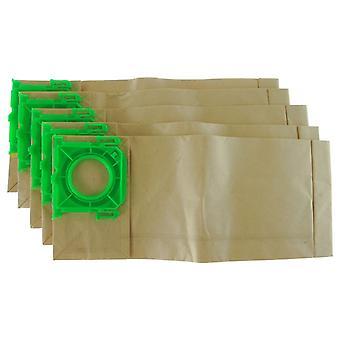 SEBO K1 Staubsauger Staub Papiertüten