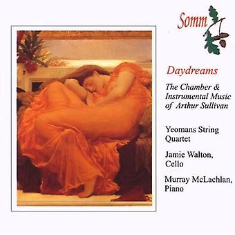 Sir Arthur Sulliivan - dagdrømme: The kammer og Instrumental musik af Arthur Sullivan [CD] USA import