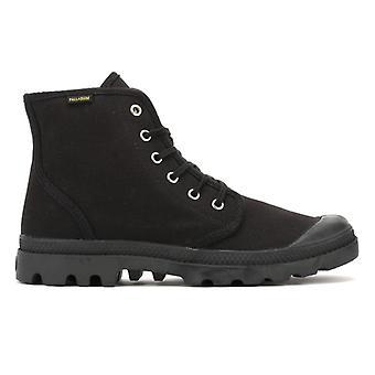 Palladium Black Pampa Originale Hi Boots