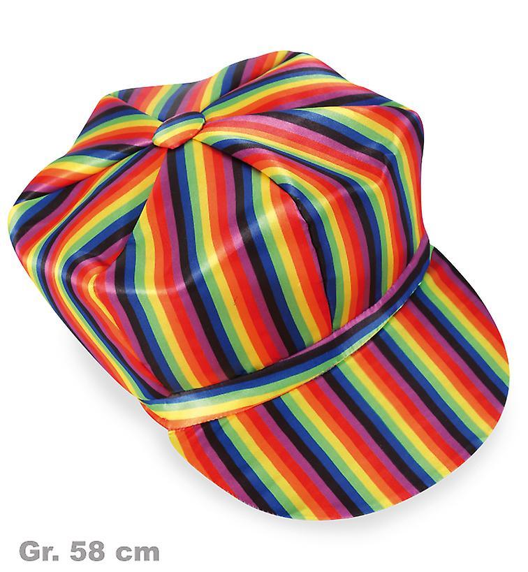 Mössa regnbåge regnbåge Cap clown