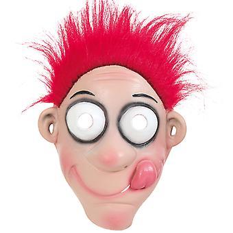 Joke comic clown mask