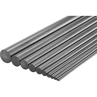 Carbon Rod (Ø x L) 8 mm x 1000 mm 1 pc(s)