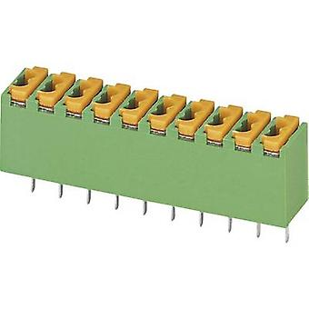 Phoenix Contact FK-MPT 0,5/ 3-3,5 Spring-loaded terminal Number of pins 3 Green 1 pc(s)