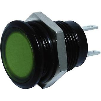 Signal Construct LED indicator light Green 24 Vdc SKED 12714