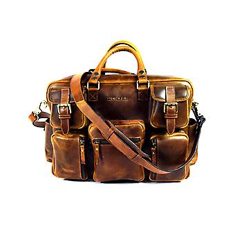 Premium Leather Colleague Office Briefcase Bag