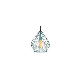 Eglo Carlton Mint Wire Geometric Pendant Light