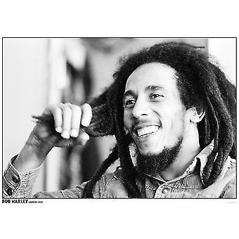 Bob Marley poster London 1978