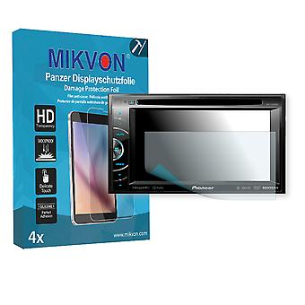 Pioneer AVH-X1600DVD Screen Protector - Mikvon Armor Screen Protector (Retail Package with accessories)