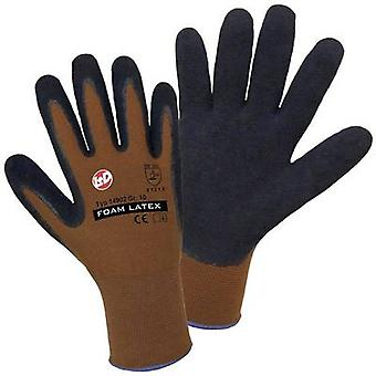 Nylon Protective glove Size (gloves): 7, S EN 388:2016 CAT II L+D worky Nylon Latex FOAM 14902 1 pair