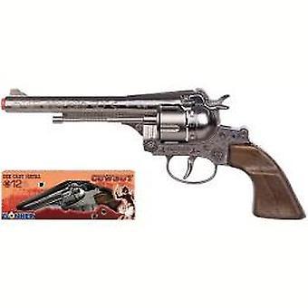 Gonher Cowboy Revolver Pecos 12 schottische