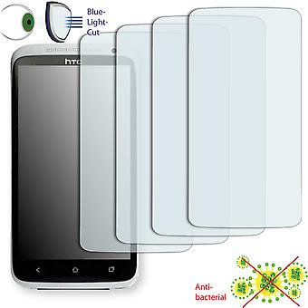 HTC edge display protector - Disagu ClearScreen protector (miniature sheet)