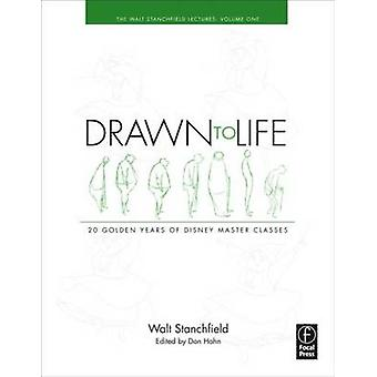 Drawn to Life - 20 Golden Years of Disney Master Classes - Volume 1 - Th