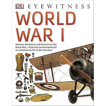 World War I by DK - 9781409343660 Book