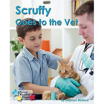 Scruffy geht zum Tierarzt - 9781781278147 Buch
