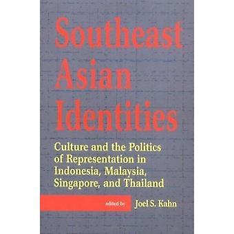 Söder östasiatiska identiteter av Joel S. Kahn - Joel S. Kahn - 97818606