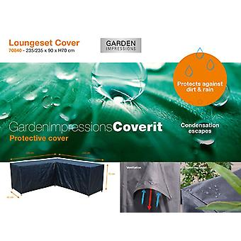 Garden Impressions Coverit loungeset L hoes