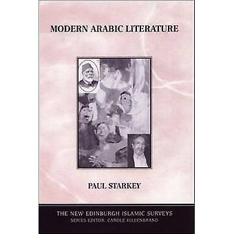 Literatura árabe moderna por Paul Starkey - libro 9780748612901