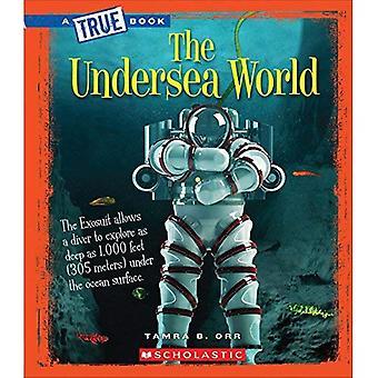 O mundo submarino (verdadeiro Bookgreatest descobertas e descobridores)