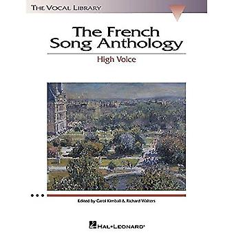 The French Song Anthology - High Voice: The Vocal Library