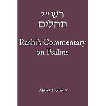 Rashi's Commentary on Psalms (Brill Reference Library of Judaism.) (Brill Reference Library of Judaism.)
