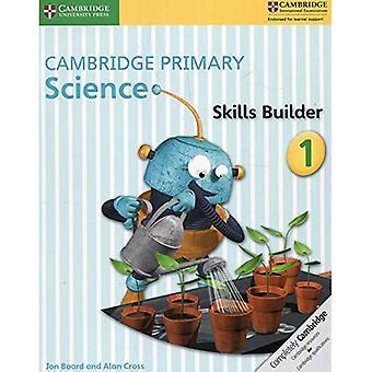 Cambridge Primary Science Skills Builder 1