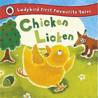Coccinelle premiers contes préférés: Chicken Licken