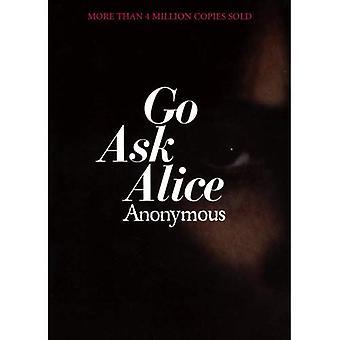 Vaya pregunta Alice