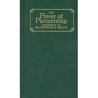 Power of Partnership (Quote/Unquote)